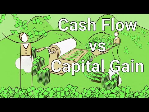 Cash flow vs Capital gain, cosa sono e quale preferire ( spi