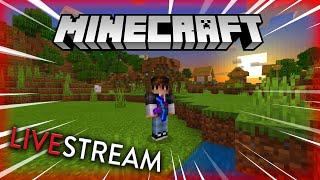 Livestream Ngày 2 - Minecraft Sinh Tồn: Xây nhà và đi MINE
