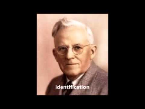 E W Kenyon - Identification