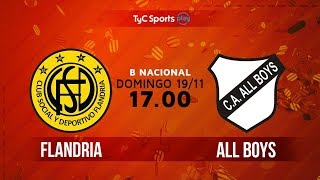 Flandria vs All Boys full match