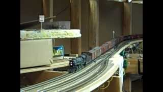HO Scale Brass Nickel Plate Road 2-8-2 and 0-8-0 on 3.5%!