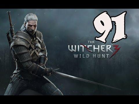 The Witcher 3: Wild Hunt - Gameplay Walkthrough Part 91: Hjalmar
