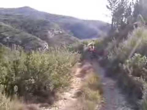 Cerro del Aguila 2-11-13 Travel Video