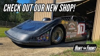 We Moved into a NEW RACE SHOP!