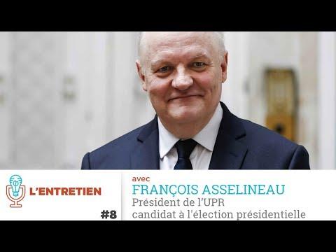 L'Entretien #8 - Avec François Asselineau, Président de l'UPR