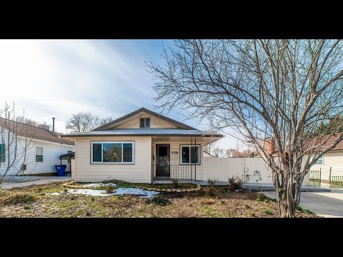 Salt Lake Home For Sale | 960 Sqft | 2 Bed | 1 Bath | Granite & Hardwood