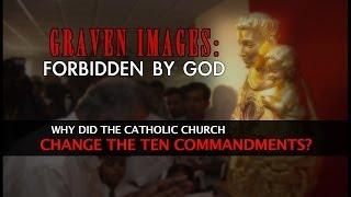 GRAVEN IMAGES: FORBIDDEN by GOD