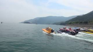 MPA Racing 2017 Japan Grand Prix Powerboat Race in shodoshima