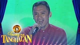 Tawag ng Tanghalan: Jerik Santos | Kulang Ako Kung Wala Ka