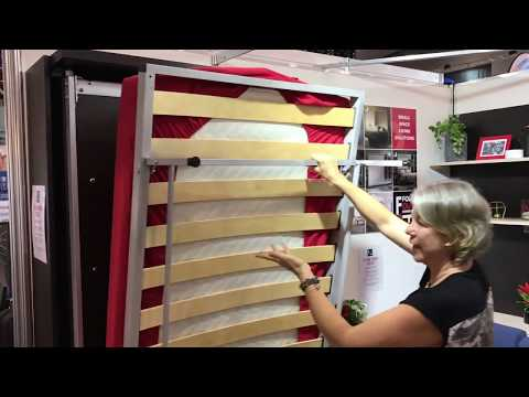 Fold Out Furniture Wall Beds & Desk Beds | Melbourne Home Show