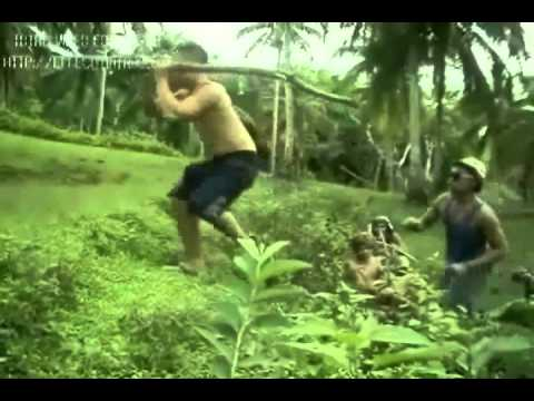 RIVERSIDE WAR 3D (Gyera sa Suba) Bisaya Short Film