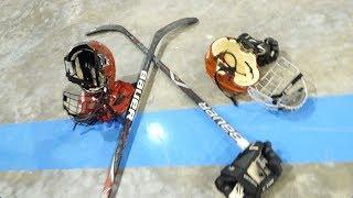 Старт чемпионата мира по бол-хоккею в Дмитрове