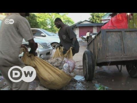 Freeing Zanzibar from waste | DW English