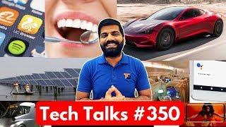 Tech Talks #350 - OnePlus 5T, AirTel 5G, Tesla Roadster, UCWeb UC Browser, Samsung Pay