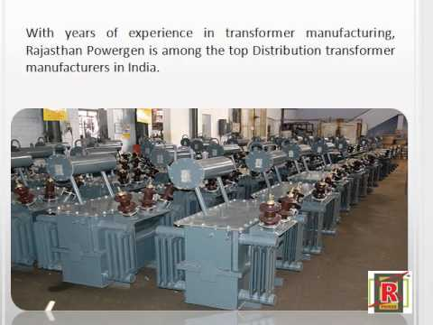 Best Distribution Transformers Manufacturers in India