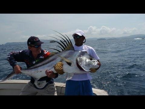 Fishing Playa Del Coco Costa Rica.mp4