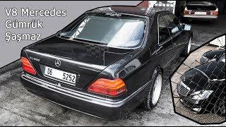 (33.6 MB) CL500 V8 | Gümrük Araçlar | Sanayi Ziyareti (kaymaklı beyin) | Vlog Mp3