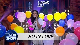 Marion Jola So In Love special Performance