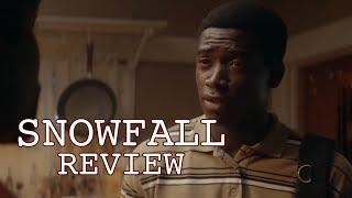 Snowfall Review - Damson Idris, Carter Hudson