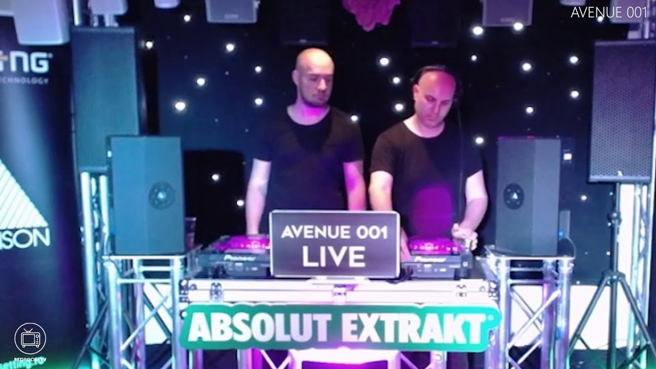 Avenue 001 DJ SET | Redroom Lockdown Sessions