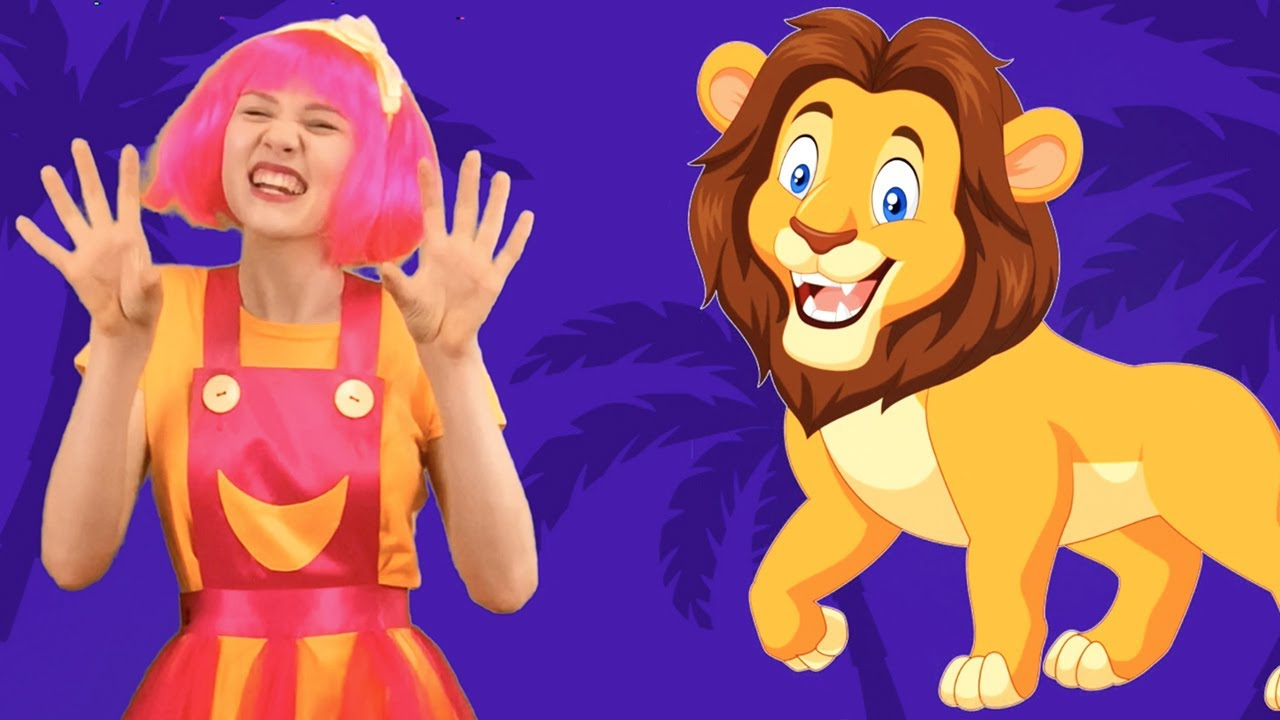 Animals puzzles kids song from Alex and Nastya kids videos أغنية الاطفال