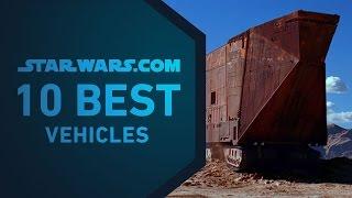 Best Star Wars Planetary Vehicles | The StarWars.com 10