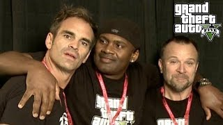 MEETING STEVEN OGG, NED LUKE AND SHAWN FONTENO (Fan Expo Canada 2018)