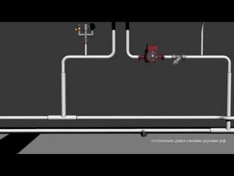 видео: Однотрубная / двухтрубная система отопления