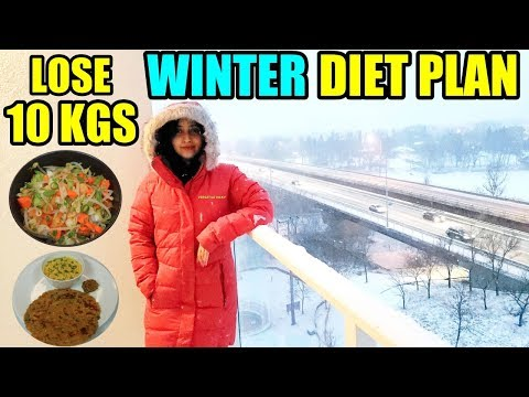 How To Lose Weight Fast 10Kg in 10 Days | Winter Diet Plan For Weight Loss | Winter Diet Plan Indian