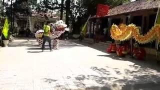 Phước thiền đường viến đình di tich phuoc thien 2014— tại Nhon Trach - Dong Nai.