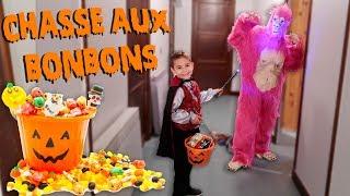CHASSE AUX BONBONS D'HALLOWEEN 2018 - Des Bonbons ou un Sort ?! Trick or Treat