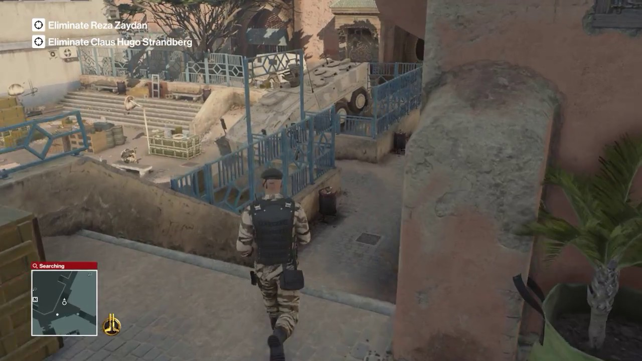 Hitman Marrakesh Pro Sa Battle Axe Youtube
