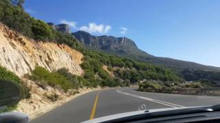 Camps Bay to Llandudno ,Cape Town