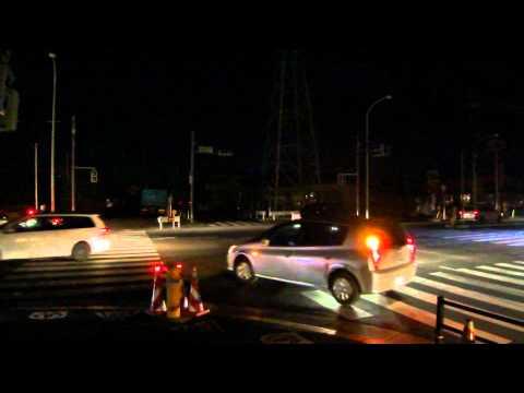 輪番停電 ( 東京電力による計画停電 ) Tokyo blackout