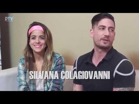 Silvana Colagiovanni (Jimmy Rip / Baltasar Comotto / Led Ladies) en DRUMMER TV ARGENTINA ® 2016