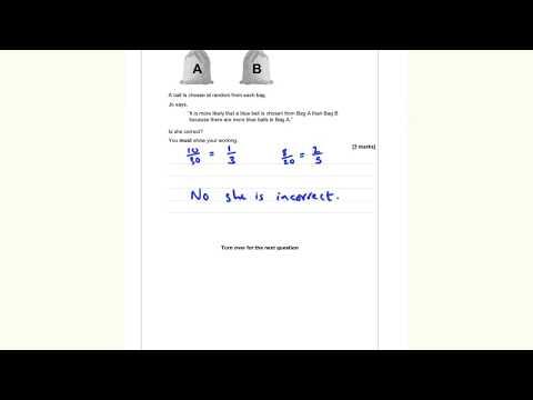 9-1 GCSE Maths homework 05-01-18 solutions (P1 non-calc.)