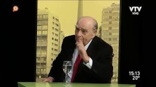 "Dr. Julio Ma. Sanguinetti: ""Hoy Manini Ríos tendrá que definirse políticamente''"