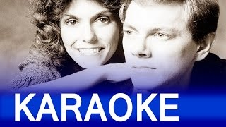 [KARAOKE] Carpenters - Close To You / Lyrics