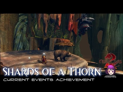 ★ Guild Wars 2 ★ - Shards Of A Thorn Achievement