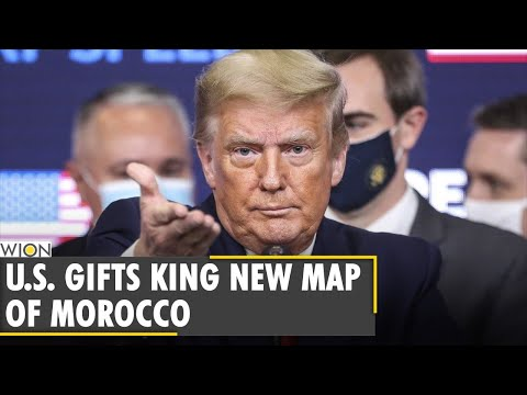 WION Dispatch: US adopts map of Morocco that includes disputed Western Sahara
