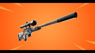Fortnite *NEW* Suppressed sniper rifle gameplay! // Fortnite PS4 Live stream //vbucks giveaway 5k