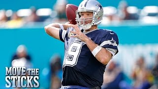 What Makes Tony Romo an Elite QB? | Move the Sticks | NFL