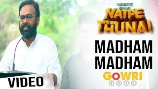 Natpe Thunai | Madham Madham  song | Hiphop Tamizha | Gowricutz