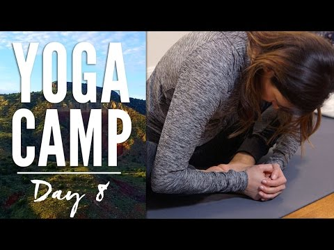Yoga Camp Day 8 - I Choose