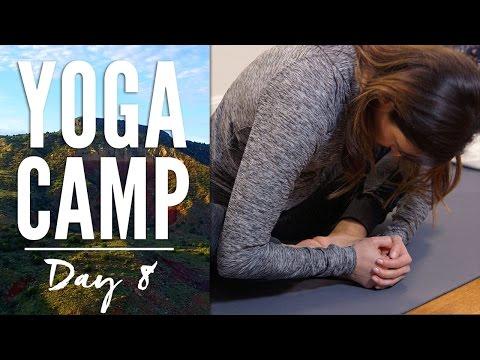 Yoga Camp Day 8 - I Choose