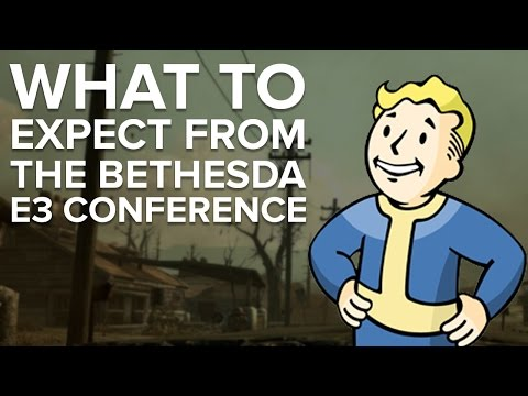 What to expect from the Bethesda E3 2015 Conference? (It better be Fallout 4)