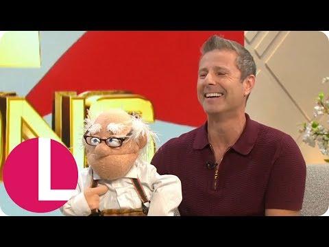 BGT's Paul Zerdin Loves Using His Ventriloquy Skills for Pranks | Lorraine