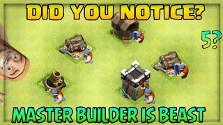 DID YOU NOTICE THIS??😲😲😲 | MASTER BUILDER IS BEAST |