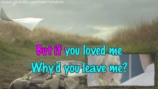 Download Lagu Kodaline - All I Want Karaoke/Instrumental Mp3