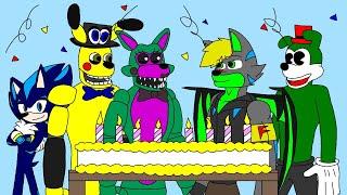 Happy Birthday Aqualish 🎁🎉🎊🎂🍰